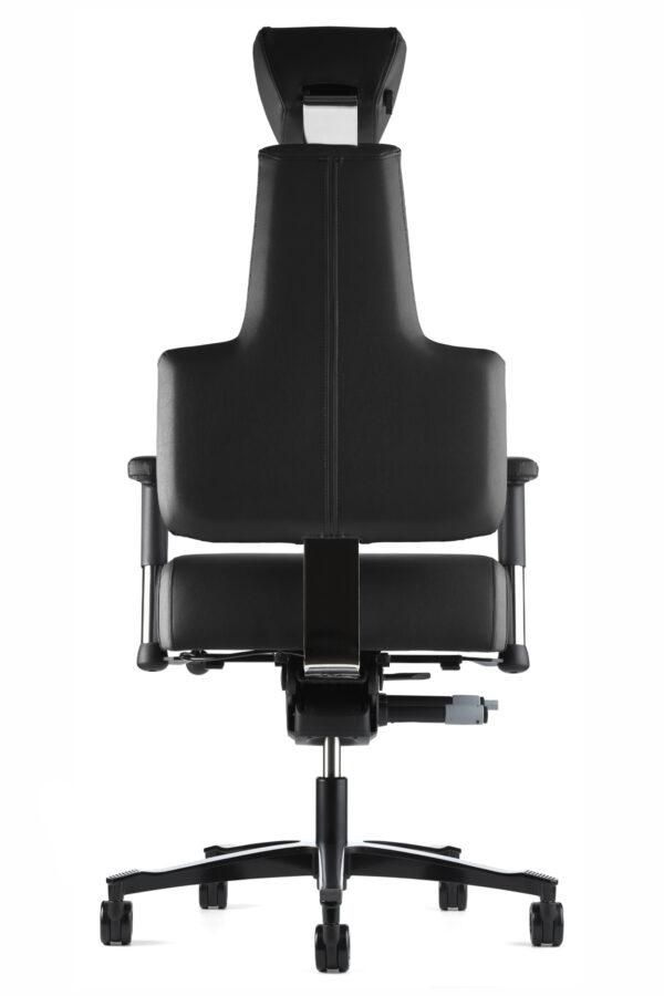 Energy Plus zdravotní kancelářská židle detailní pohled záda