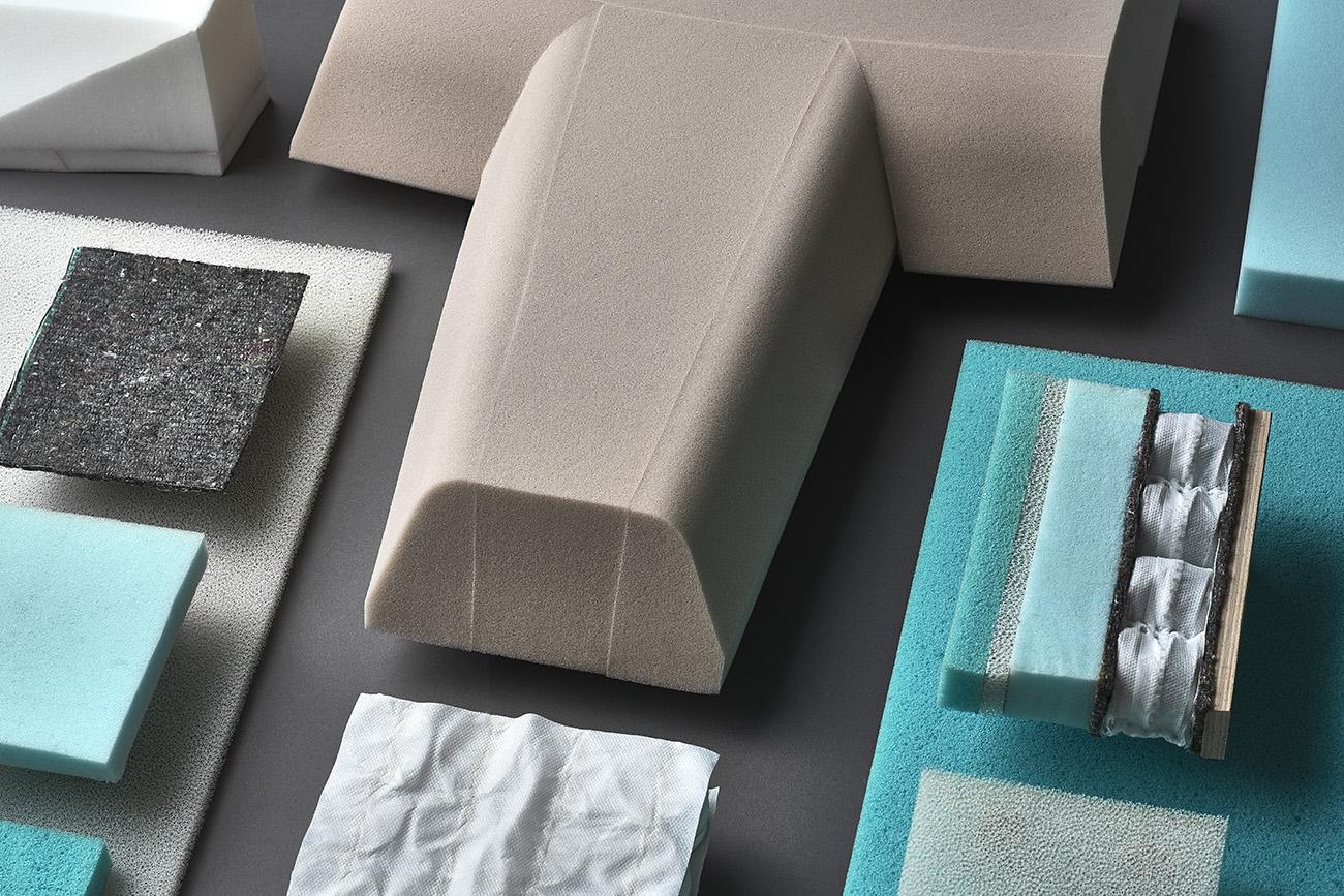Energy Plus zdravotní kancelářská židle detailní pohled materiály