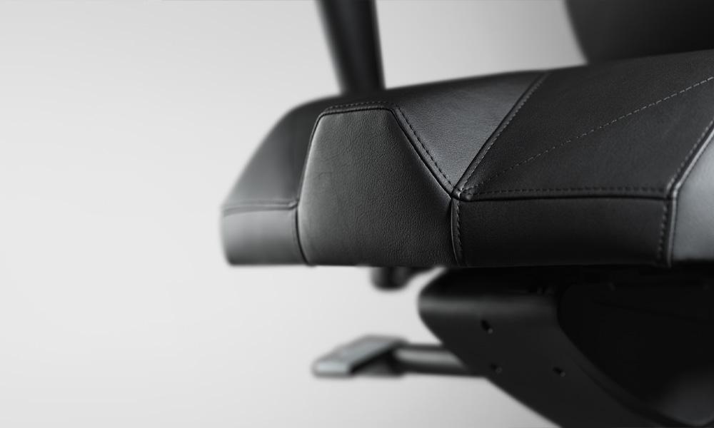 Energy Plus zdravotní kancelářská židle detailní pohled