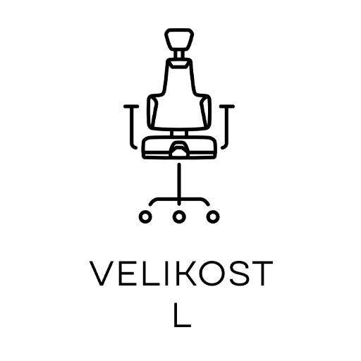 Energy Plus černá ikona - velikost L