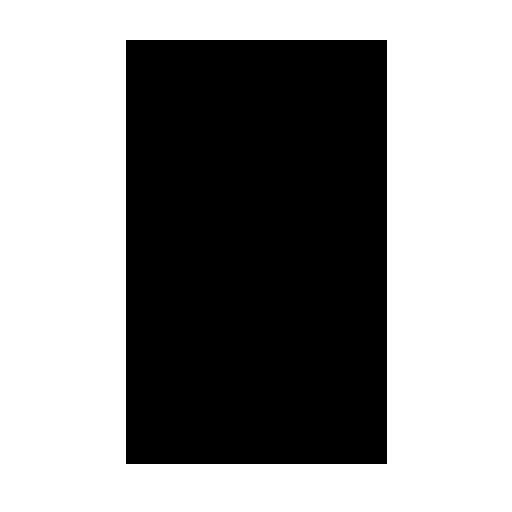 Energy Plus černá ikona - velikost XL