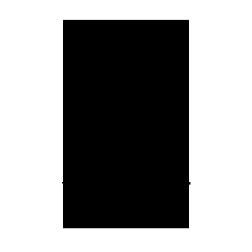 Energy Plus černá ikona - velikost XXL
