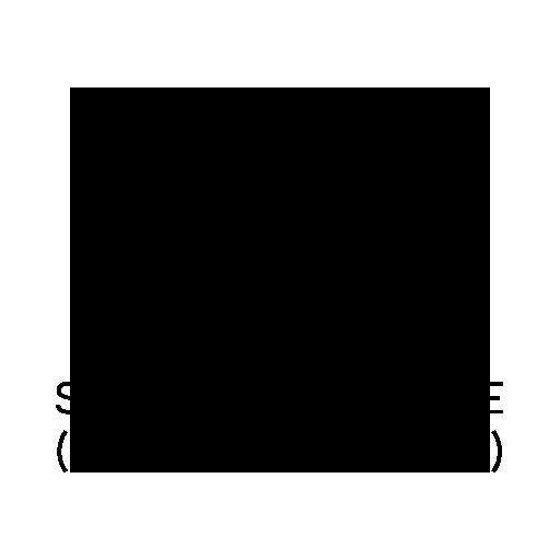 Černá ikona - syntetická kůže 50 000 tisíc cyklů