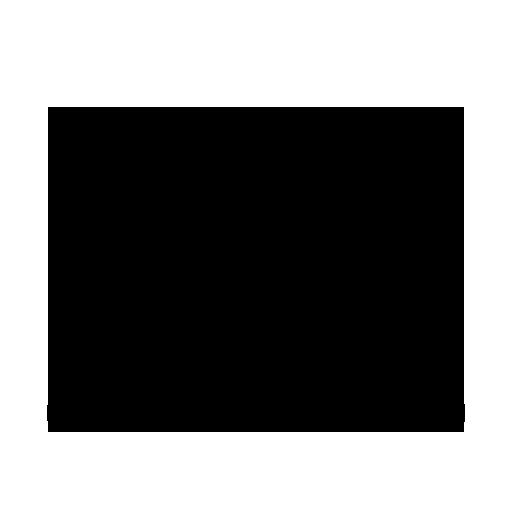 Černá ikona - látka 100 000 tisíc cyklů