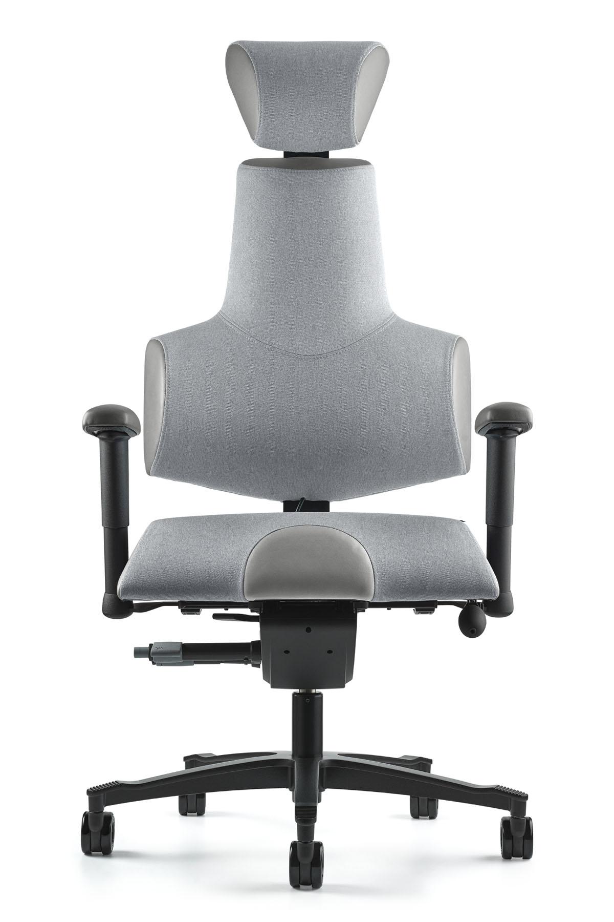 Zdravotní kancelářská židle Sense Anthracite